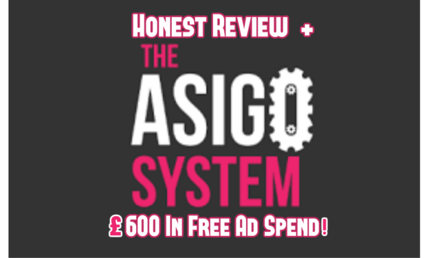Asigo Honest Review Plus Bonus